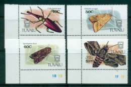 Tuvalu 1991 Insects MUH Lot43554 - Tuvalu