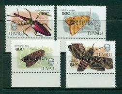 Tuvalu 1991 Insects SPECIMEN MUH Lot20429 - Tuvalu
