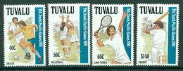 Tuvalu 1991 South Pacific Games MUH Lot20420 - Tuvalu