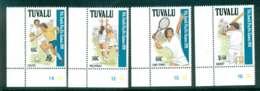 Tuvalu 1991 South Pacific Games MUH Lot43556 - Tuvalu