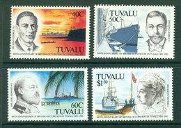 Tuvalu 1992 Annexation MUH Lot20422 - Tuvalu