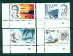 Tuvalu 1992 British Annexation MUH Lot43548 - Tuvalu