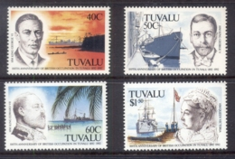 Tuvalu 1992 British Annexation Of The Gilbert & Ellice Is MUH - Tuvalu