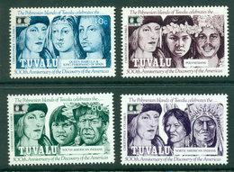 Tuvalu 1992 USA Anniv MUH Lot20386 - Tuvalu