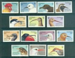 Tuvalu 1994 Birds OFFICIAL MUH - Tuvalu