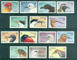 Tuvalu 1994 Birds SPECIMEN MUH - Tuvalu