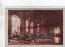 62- LE TOUQUET PARIS PLAGE-LE ROYAL PICARDY -LE GRAND HALL  - CARTE PHOTO - Le Touquet
