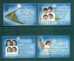 Tuvalu 1995 Xmas MUH Lot79973 - Tuvalu