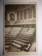 Carte Postale Paris (75) Assemblée Nationale - Salle Des Séances ,travée De Droite (Petit Format 1913 Timbre 5 C) - Frankrijk