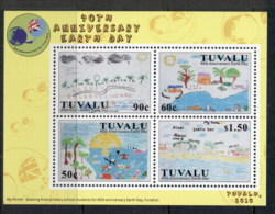 Tuvalu 2010 Earth Day MS MUH - Tuvalu