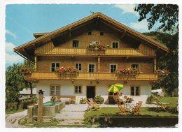 Autriche -- Tyrol -- MAYRHOFEN---1968--hotel   (petite Animation) - Autriche
