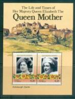 Tuvalu Nanumea 1985 Queen Mother 85th Birthday MS MUH Lot81705 - Tuvalu