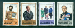 Vanuatu 1981 Duke Of Edinburgh Awards MLH - Vanuatu (1980-...)