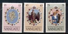 Vanuatu 1981 Royal Wedding Charles & Diana MUH - Vanuatu (1980-...)