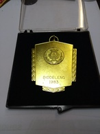 Médaille Concours U. G. D. A. Diddeleng 1983 - Professionals / Firms