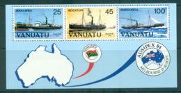 Vanuatu 1984 AUSIPEX MS MUH Lot70890 - Vanuatu (1980-...)