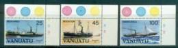 Vanuatu 1984 AUSIPEX Ships MUH Lot79968 - Vanuatu (1980-...)