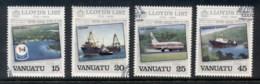 Vanuatu 1984 Lloyd's List Ships FU - Vanuatu (1980-...)