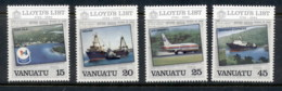 Vanuatu 1984 Lloyd's List Ships MUH - Vanuatu (1980-...)
