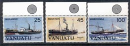 Vanuatu 1984 Ships MUH - Vanuatu (1980-...)