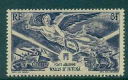 Wallis & Futuna 1946 Victory MLH Lot49482 - Wallis And Futuna