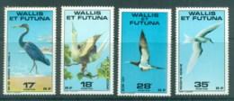 Wallis & Futuna 1978 Birds MUH - Wallis And Futuna