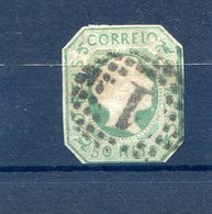 Portugal - N°7 Oblitéré - Cote 90€ - (W1141) - 1853 : D.Maria
