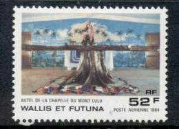 Wallis & Futuna 1984 Painting, Altar MLH - Wallis And Futuna