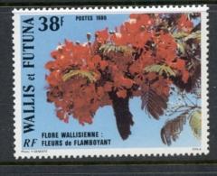 Wallis & Futuna 1986 Flowers MUH - Wallis And Futuna