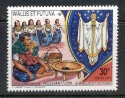 Wallis & Futuna 1991 Festival Of Assumption MLH - Wallis And Futuna