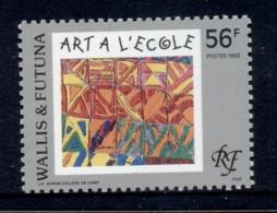 Wallis & Futuna 1993 School Art MLH - Wallis And Futuna