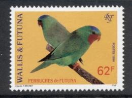Wallis & Futuna 1994 Birds, Parrots MLH - Wallis And Futuna
