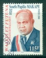 Wallis & Futuna 2000 Sosefo Papilio Malcape, Senator FU - Wallis And Futuna