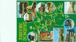 Departement Du Territoire De Belfort      ,divers Vues - Autres Communes