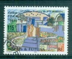 Wallis & Futuna 2002 Finemui-Teesi College FU - Unused Stamps