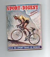 CYCLISME TOUR  DE  FRANCE 1950   SPORT DIGEST  SPECIAL - Cycling