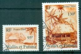 Wallis & Futuna 2004 Traditional House FU - Wallis And Futuna