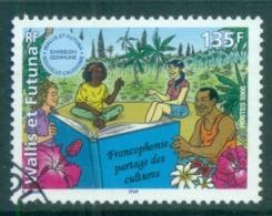 Wallis & Futuna 2005 Francophone Week FU - Unused Stamps
