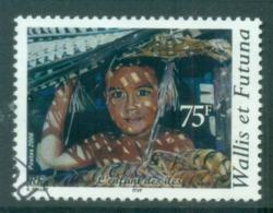 Wallis & Futuna 2006 Native Child FU - Unused Stamps