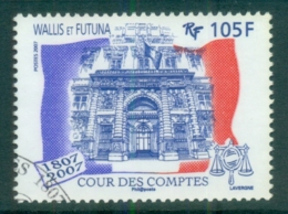 Wallis & Futuna 2007 Audit Office Cent FU - Unused Stamps