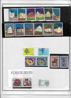 Liechtenstein - Collection Vendue Page Par Page - Timbres Neufs */oblitérés - TB - Collections