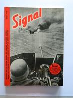 SIGNAL - Militaire - Aout 1943 - Propagande De Guerre Allemande - Livre En Bon Etat - Editions Des ARCHERS - Livres, BD, Revues