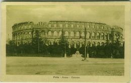 CROATIA -  POLA / PULA -  ARENA - ESTERNO - EDIT ALTEROCCA - 1920s ( BG511) - Croatia