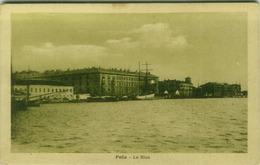 CROATIA -  POLA / PULA -  LA RIVA  - EDIT ALTEROCCA - 1920s ( BG512) - Croatia