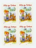 Fête Du Timbre 2002 - Boule Et Bill - Bloc De 4 - Y&T 3467 - Ongebruikt