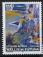 "Wallis YT 604 "" Cascade De Futuna "" 2003 Neuf** - Wallis And Futuna"
