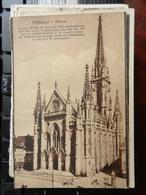 19225) Mülhausen Stephanskirche Kirche Elsass Alsace NON VIAGGIATA - Elsass