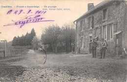GRAND ' HEZ ( BOUILLON  ) - Frontiére Franco Belge ..un Paysage ( Animée ) - Bouillon