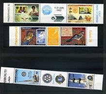 DJIBOUTI  NEUFS  PETIT PRIX VENTE EN L ETAT   SANS CHARNIERES L20 - Djibouti (1977-...)