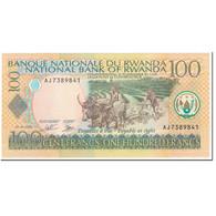 Billet, Rwanda, 100 Francs, 2003, 2003-09-01, KM:29b, NEUF - Rwanda